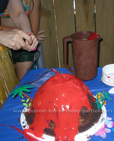 Rachel's Luau Party Ideas