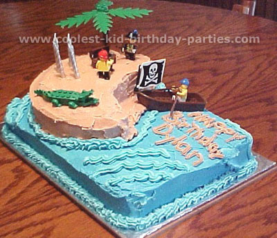 Michelle's Pirate Party Theme Ideas