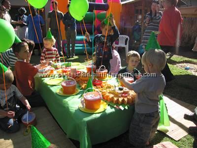Safari Birthda Party
