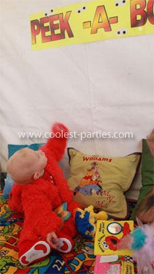 Sesame Street First Birthday
