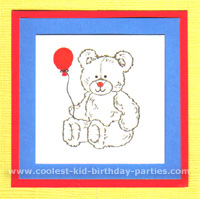Tracy's Teddy Bear Party Tale