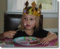 Caroline's Magical Castle Unicorn Party