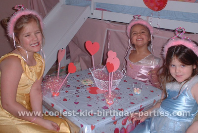 Tara's Valentine Party Ideas