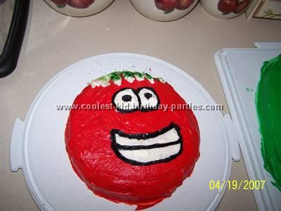 Veggie Tales Birthday Party