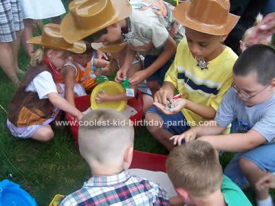 Wild West Birthday Party